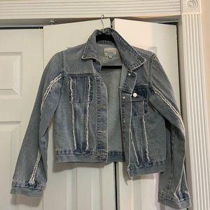 Grey Bandit Porter Denim Jacket